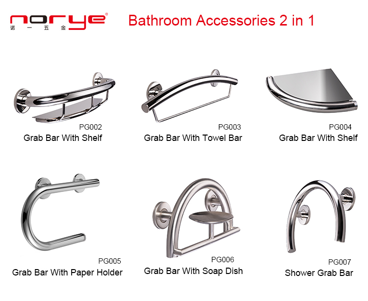 cheap 304 stainless steel bathroom accessories company for home use