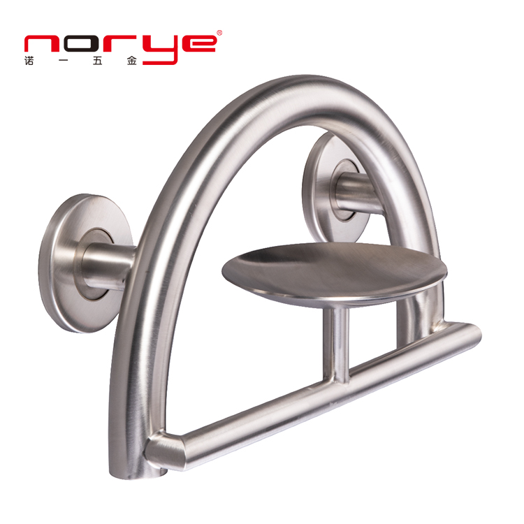 Norye stainless steel toilet accessories from China for hotel-2