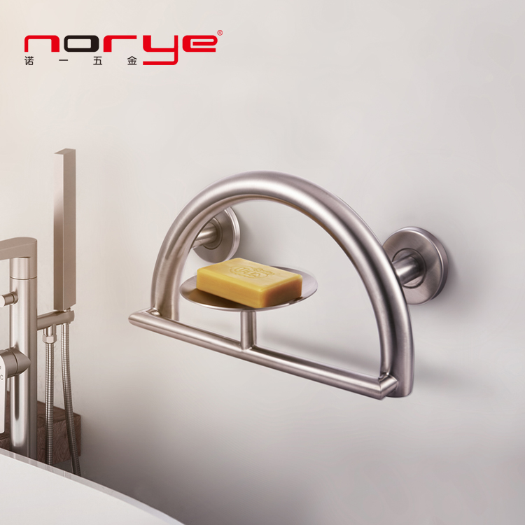 Norye stainless steel toilet accessories from China for hotel-3