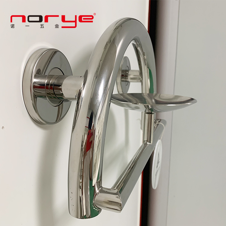 Norye stainless steel toilet accessories from China for hotel-5