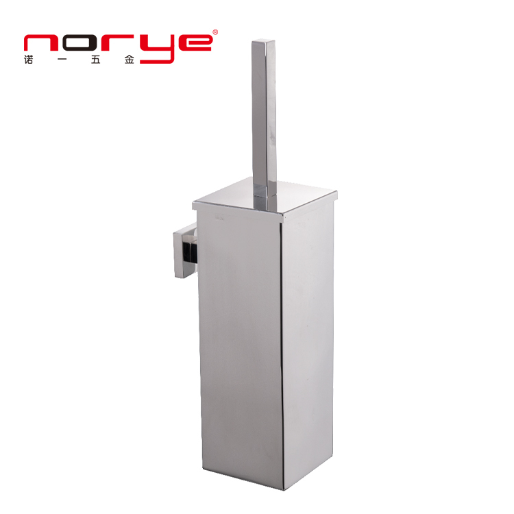 Toilet Brush Holder Cleaning Stainless Steel bathroom accessories JD16