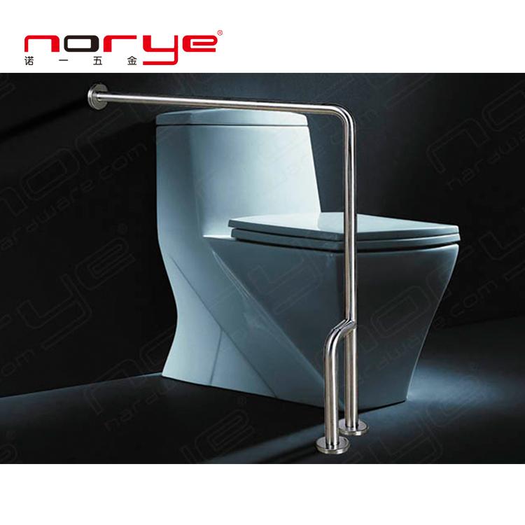 polished surface hand grab bar series for bathroom