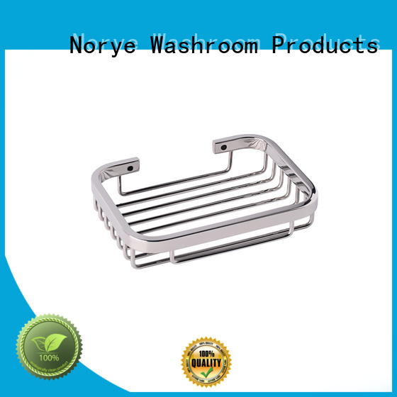 towel rings and bars square chrome for home Norye