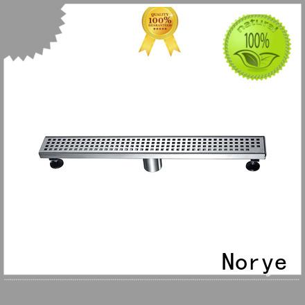 Norye bathroom floor drain supplier for residential