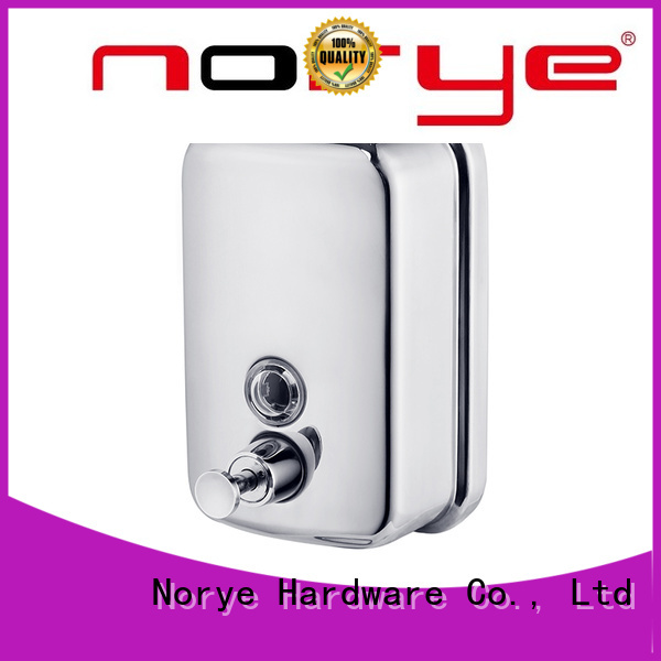 Norye popular wall mounted hand soap dispenser with good price for home use
