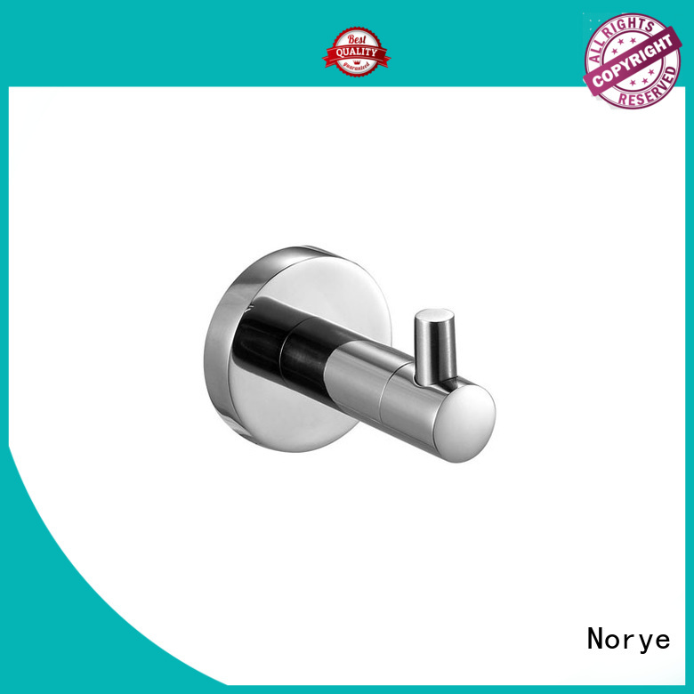 with square base bathroom towel bar manufacturer for hotel Norye
