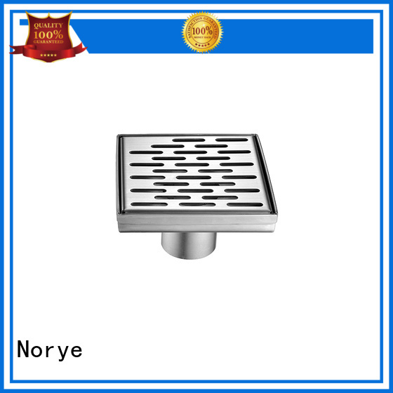 stainless steel linear drain for bathroom Norye