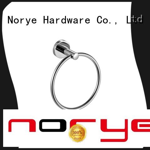 Norye oem bathroom accessories towel racks factory for home use