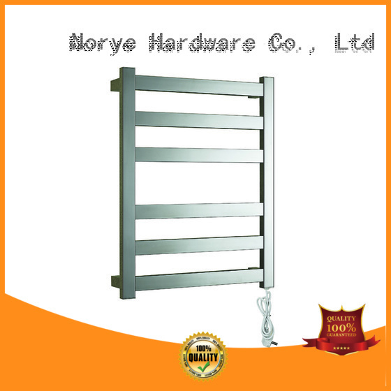wall mounted electric heated towel rack customized for clothes