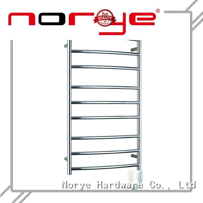 Norye corded electric towel rail best supplier for home