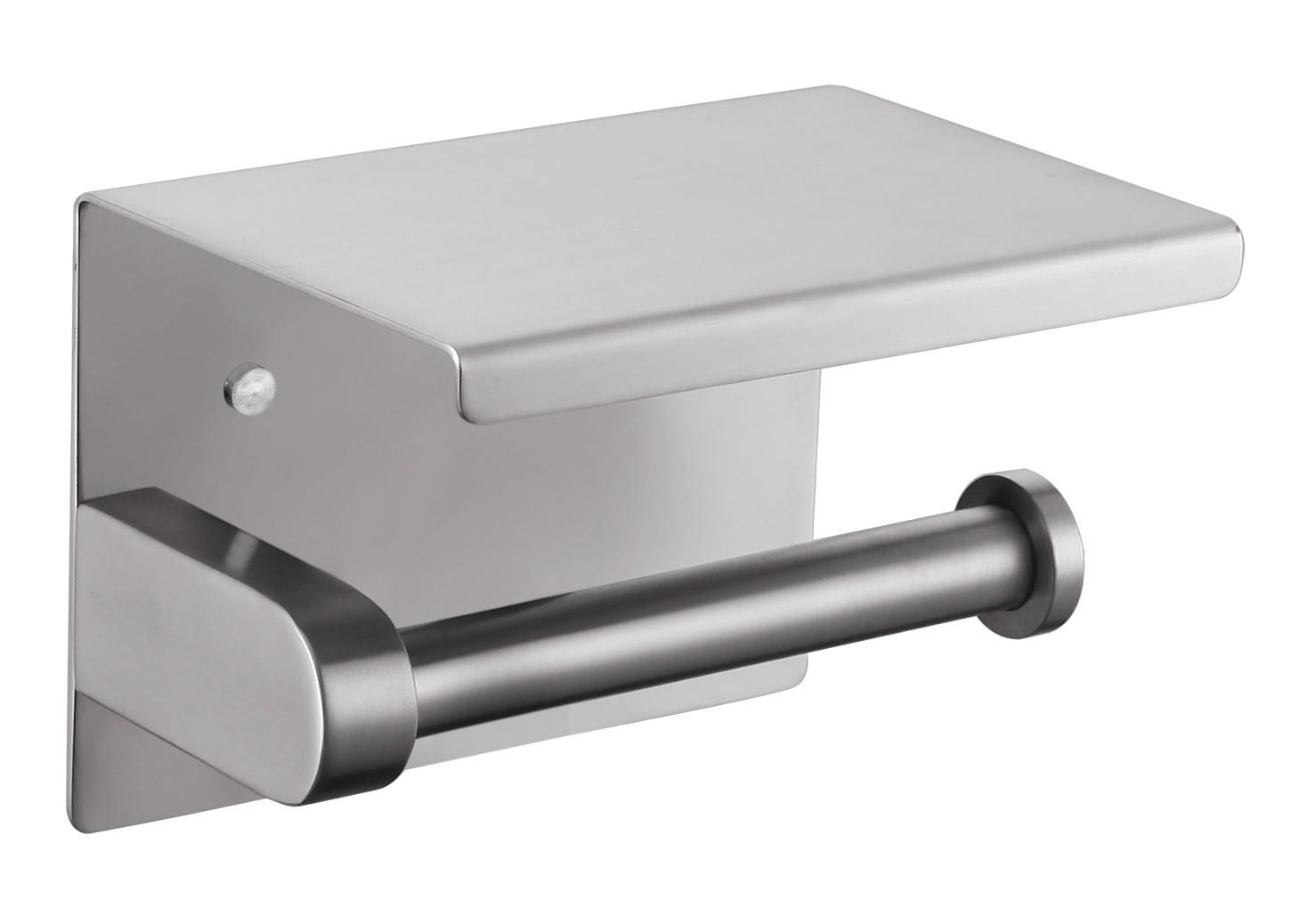 popular bathroom hand towel rack with square base for home use-1