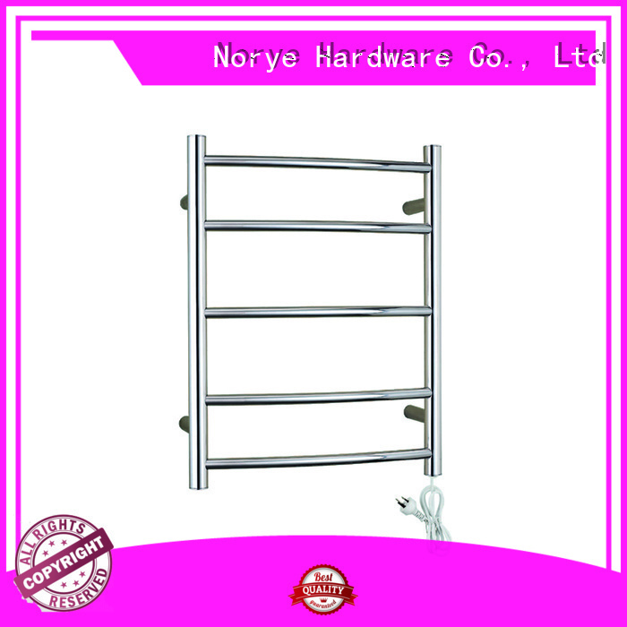 Norye heated towel bar customized for clothes