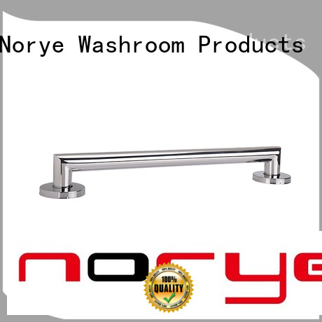Norye oem stainless steel handicap grab bar directly sale for home use