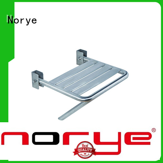 Norye oem folding bath chair best supplier for washrooms