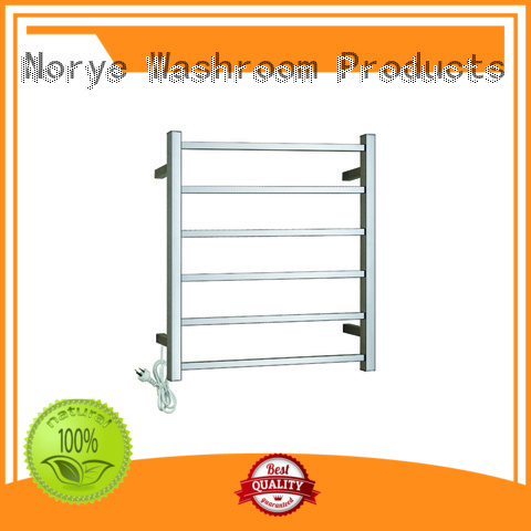 Norye classic electrical towel rail supplier for home