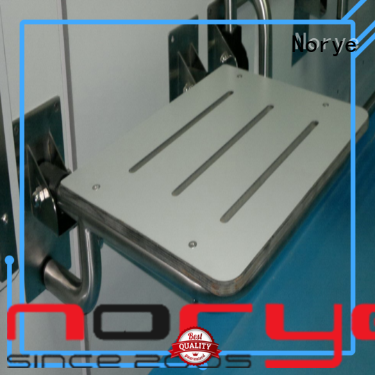 Norye fold-down folding shower seat supplier for residential