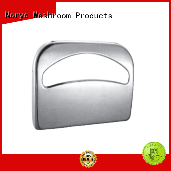Norye toilet seat cover paper dispenser customized for hotel