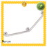 Norye OEM grab bar toilet with soap dish for bathroom