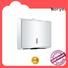 Norye satin hand paper dispenser design for family