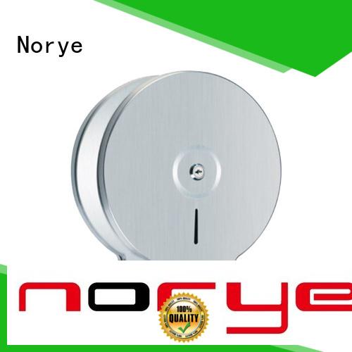 Norye high quality restaurant toilet paper dispenser best supplier for bathroom