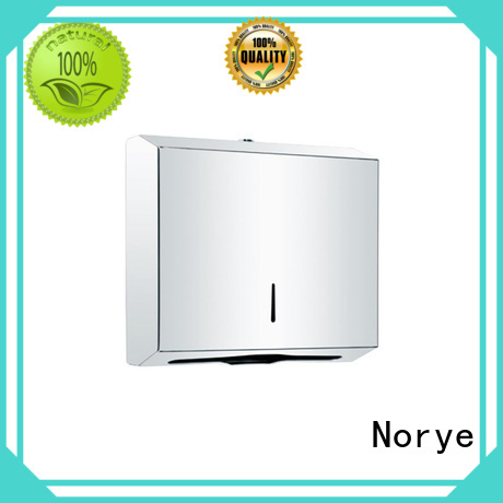 Norye solid wall mounted paper towel dispenser series for kitchen