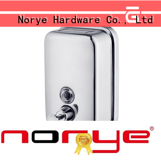 high quality stainless steel soap dispenser commercial directly sale for bathroom