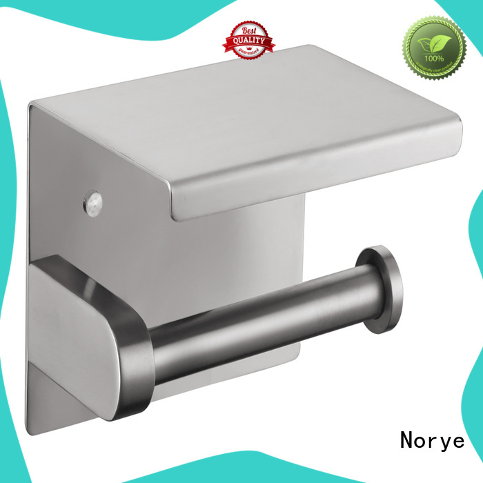 classic stainless bathroom accessories customized for hotel Norye