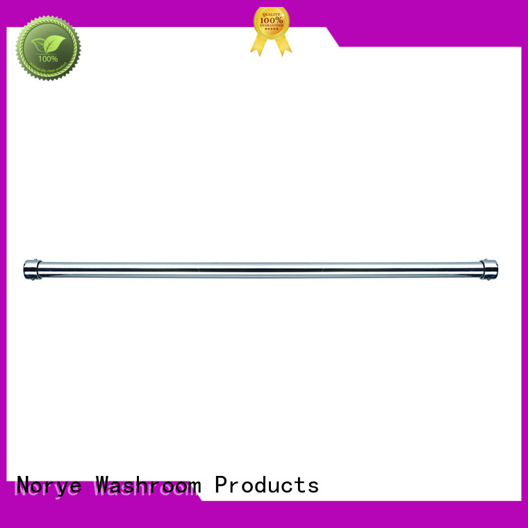 Norye high quality bathroom rod factory direct supply for home