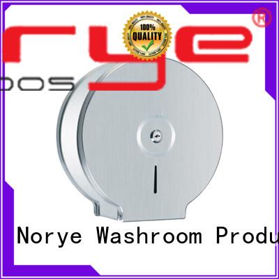 satin toilet paper dispenser supplier for family Norye