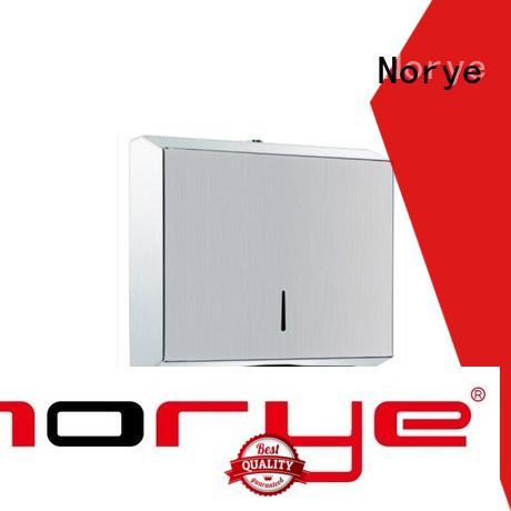 Norye paper towel dispenser metal supplier for washroom