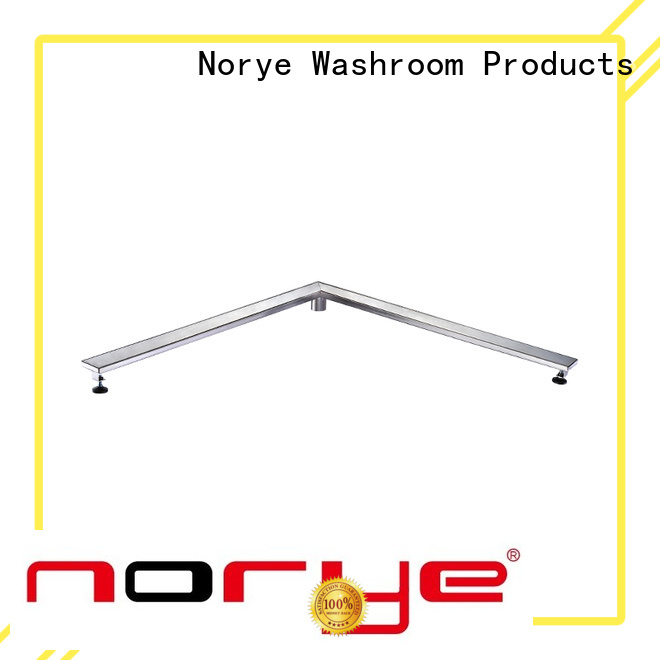 Norye high quality shower drain with good price for disabled people