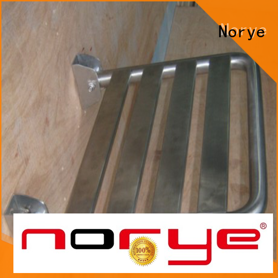 Norye fold-down bath shower bench seat best supplier for disabled people