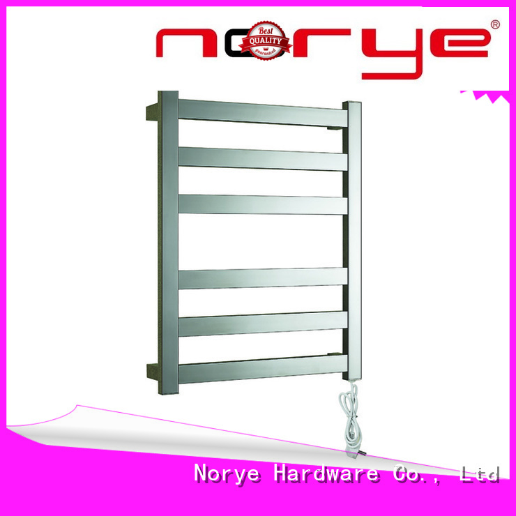 Norye stainless towel warmer factory for clothes