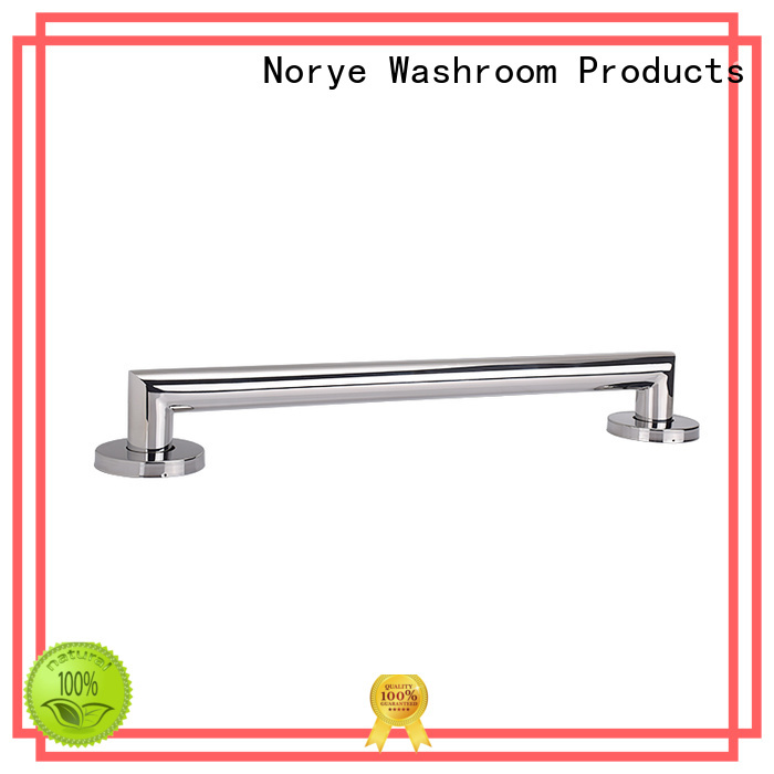 Norye stainless steel bathtub safety grab bar customized for bathroom