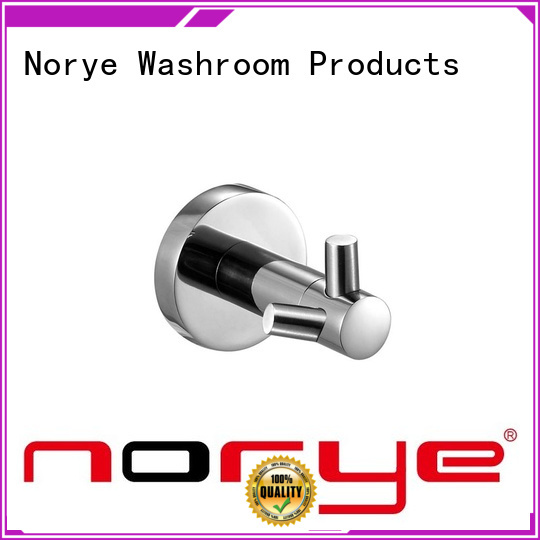 Norye bathroom accessories towel racks factory direct supply for washroom