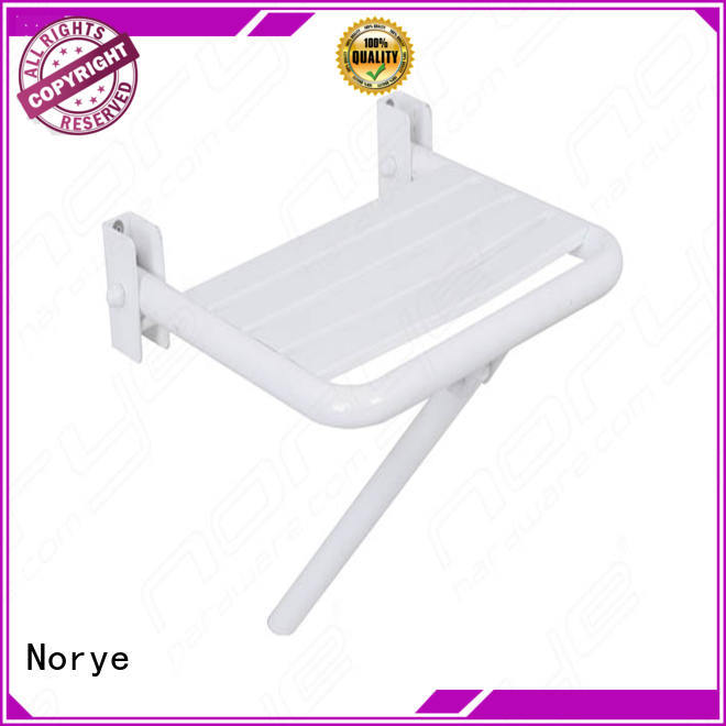 foldable folding shower seat factory direct supply for washrooms