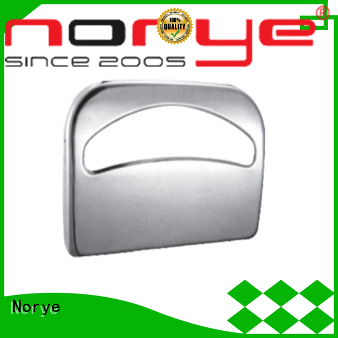 satin toilet seat dispenser stainless steel for family Norye