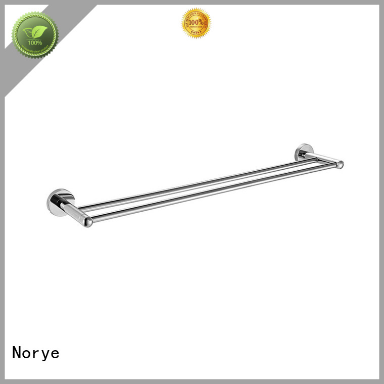 Norye wall mounted bathroom towel bar manufacturer for bathroom