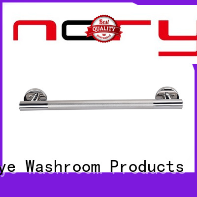 Norye brushed bathtub grab bars from China for bathroom