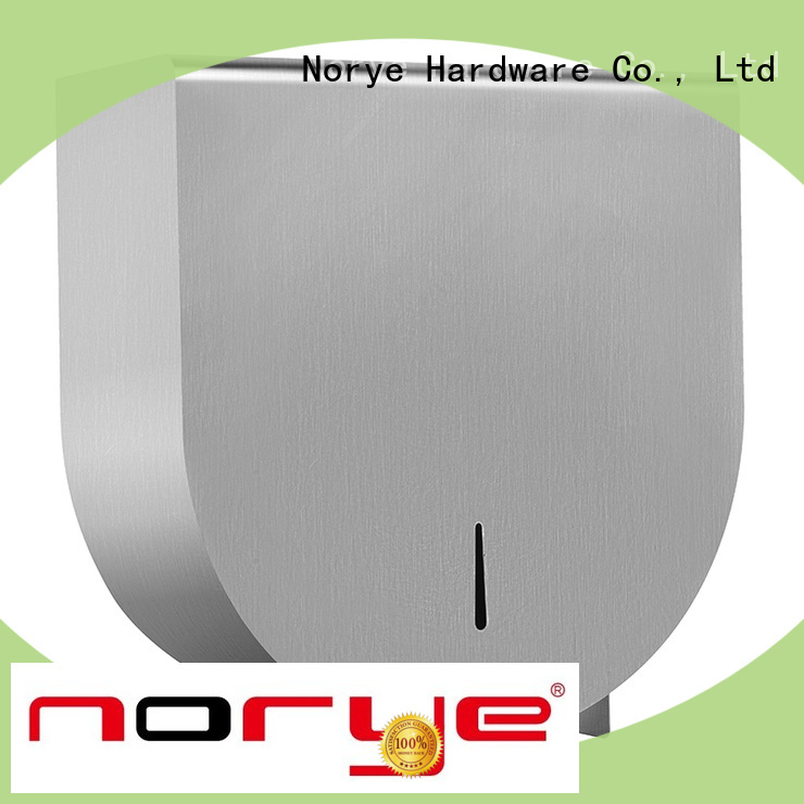 Norye toilet tissue dispenser factory for home use