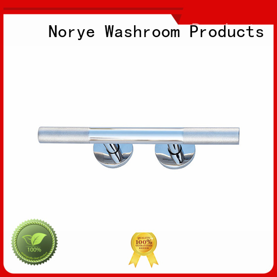 shower foot rest wall mounted for home Norye