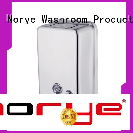 Norye cost-effective soap dispenser for bathroom directly sale for hotel