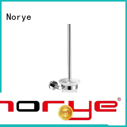 Norye hotel stainless steel bathroom accessories factory for washroom