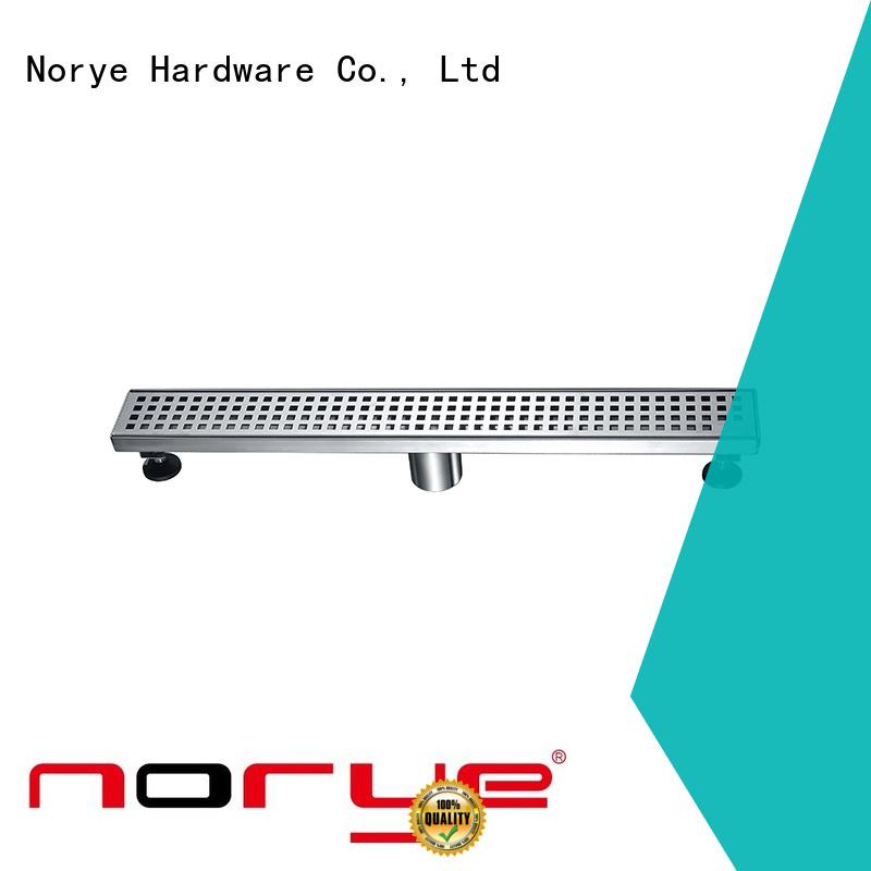 Norye trough drain supply for bathroom