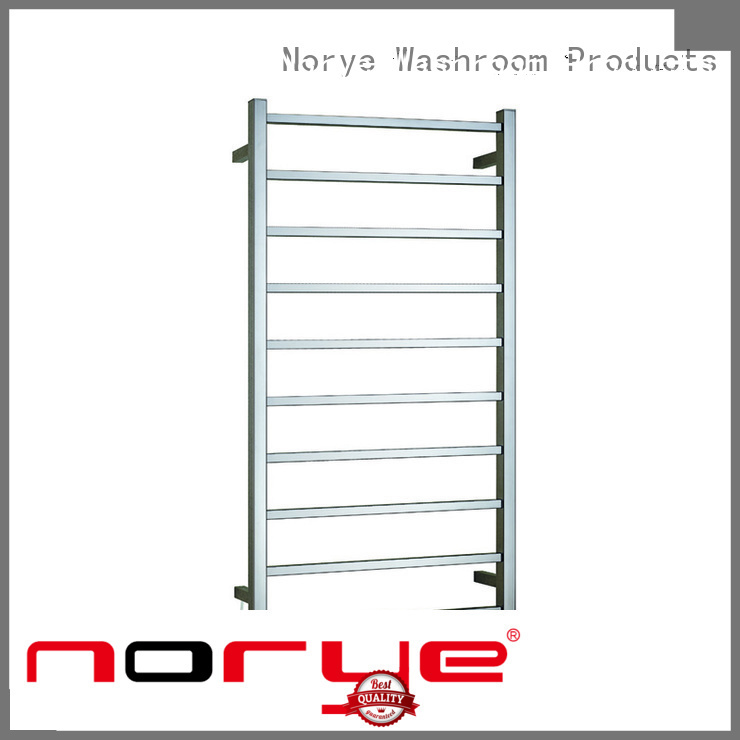 single rail towel heater customized for home