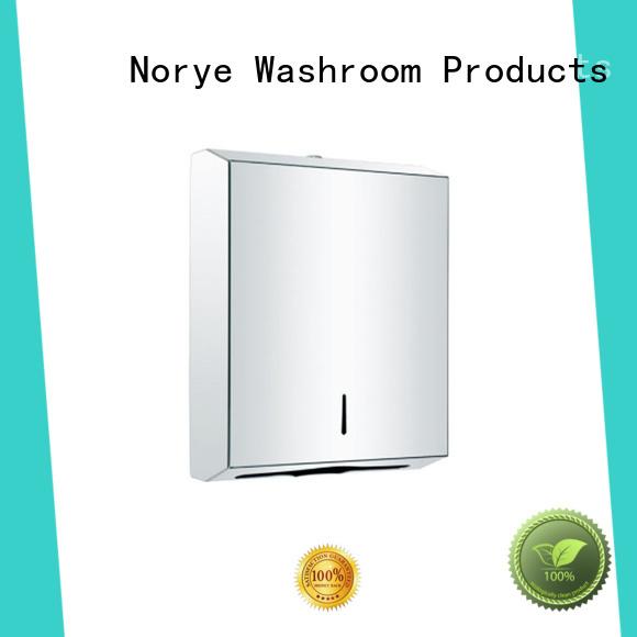 spot welding connection hand paper dispenser design for washroom Norye