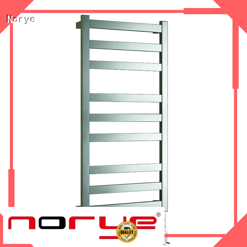 quality electric heated towel rack company for home use