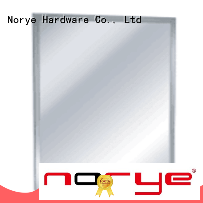Norye new mirrored frame wall mirror company for clothes