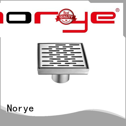 Norye bathroom drain cover factory for residential