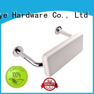 Norye disabled toilet backrest manufacturer for hotel